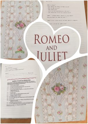 Romeo and Juliet – the final unit